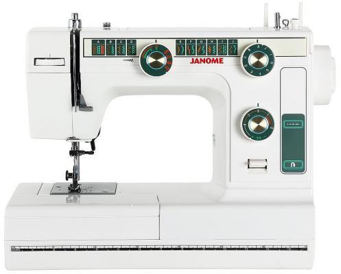Швейная машина Janome LE22 белый