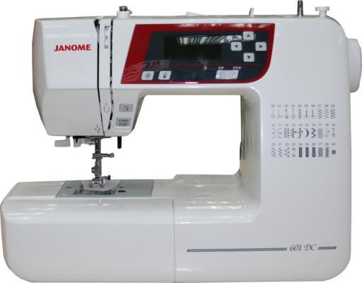цена на Швейная машина Janome 601 DC белый