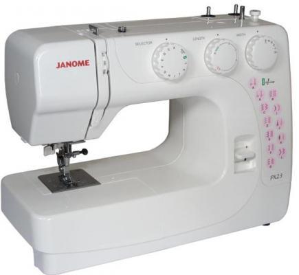 Швейная машина Janome PX-23 белый швейная машина janome px 21 белый