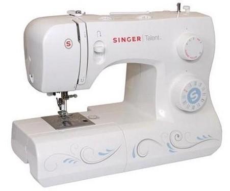 Швейная машина Singer Talent 3321 белый singer singer talent 3323