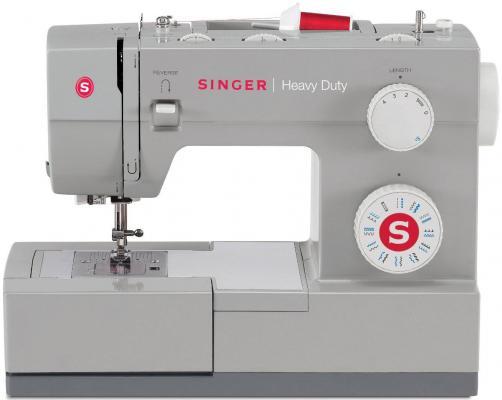Швейная машина Singer Heavy Duty 4411 серый швейная машинка singer heavy duty 4411 серый
