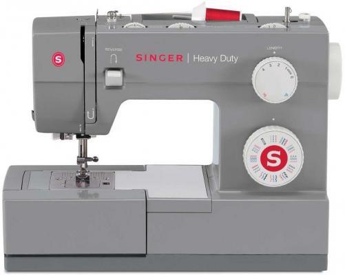 Швейная машина Singer Heavy Duty 4432 серый singer heavy duty 4432 швейная машина