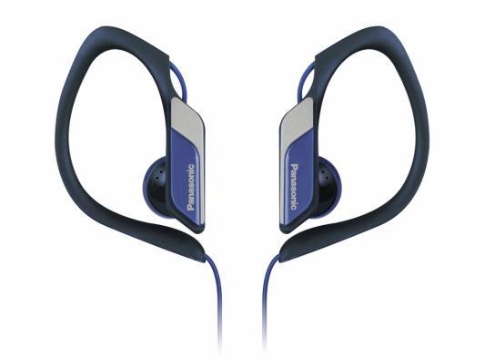 Наушники Panasonic RP-HS34E-A 1.2м синий