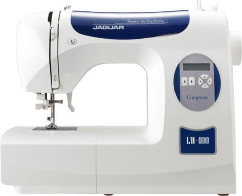 Швейная машина Jaguar LW-400 белый epson labelworks lw 400