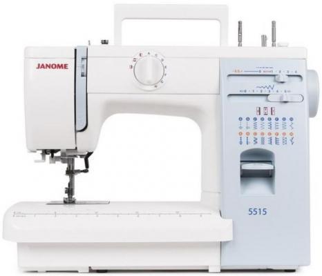 Швейная машина Janome 5515 цена и фото
