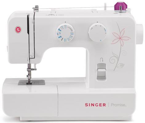 Швейная машина Singer Promise 1412 белый электромеханическая швейная машина singer promise 1408