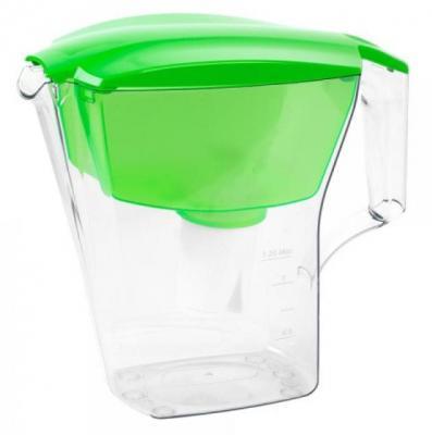 Фильтр для воды Аквафор АРТ кувшин зеленый