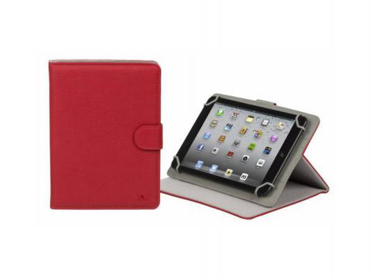 Чехол Riva 3014 универсальный для планшета 8 искусственная кожа красный