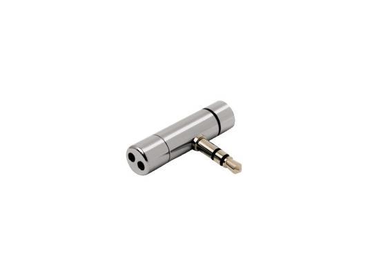 Микрофон Hama H-57151 миниатюрный для ноутбука 32x8мм 3.5мм Jack серебристый hama h 57151