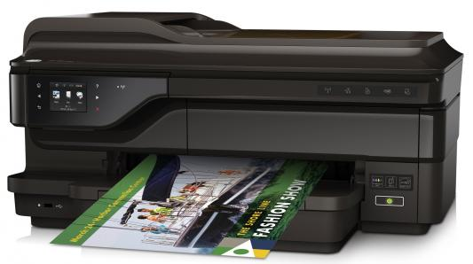 МФУ HP OfficeJet 7612 G1X85A цветное A3 15ppm 600x1200dpi Wi-Fi Ethernet USB