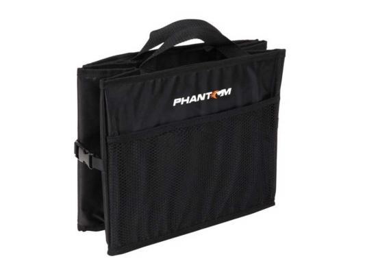 Органайзер Phantom PH5902 в багажник складной черный