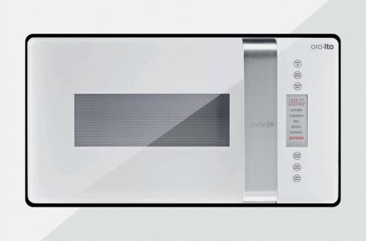 СВЧ Gorenje BM6250ORAW 900 Вт белый