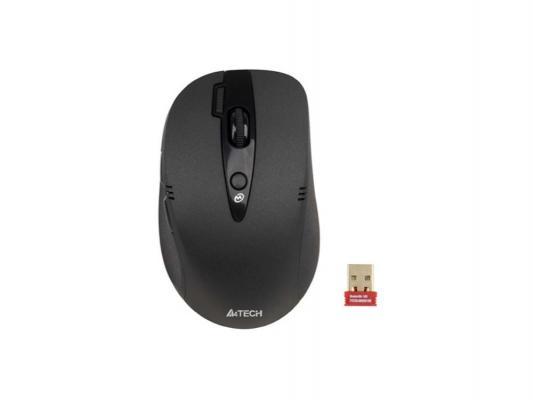 лучшая цена Мышь A4Tech G11-570FX-1 черный-серебристый USB