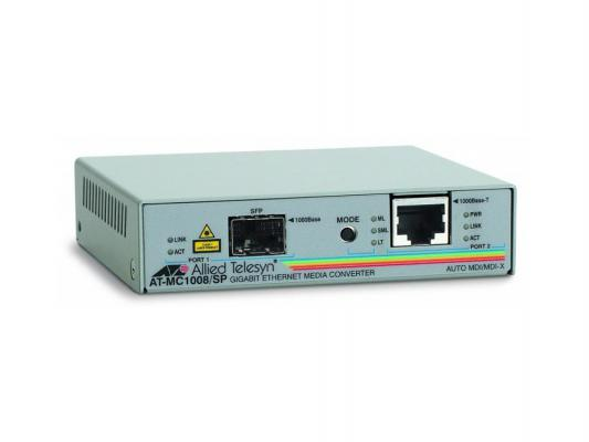 �������������� Allied Telesis AT-MC1008/SP 1000T to SFP