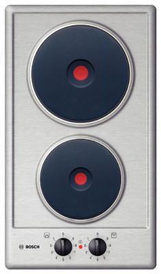 Варочная панель электрическая Bosch PCX345E серебристый