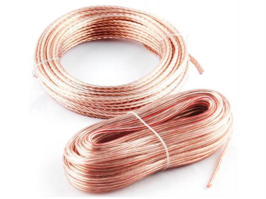 Акустический кабель Kicx SCC-1812 18AWG 12м прозрачный kicx kap 27