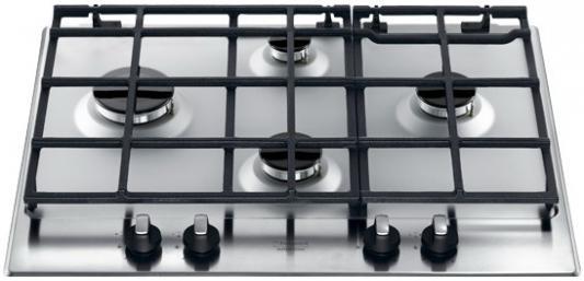 Варочная панель газовая Ariston PK 640 X серебристый варочная панель газовая ariston pk 640 x серебристый