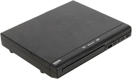 Проигрыватель DVD BBK DVP030S темно-серый dvd плеер bbk dvp030s