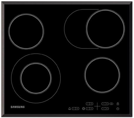 Варочная панель электрическая Samsung C61R1CAMST черный
