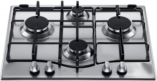 Варочная панель газовая Ariston 7HPC 640 N X серебристый