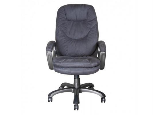 Кресло Buro CH-868AXSN/MF110 серый микрофибра