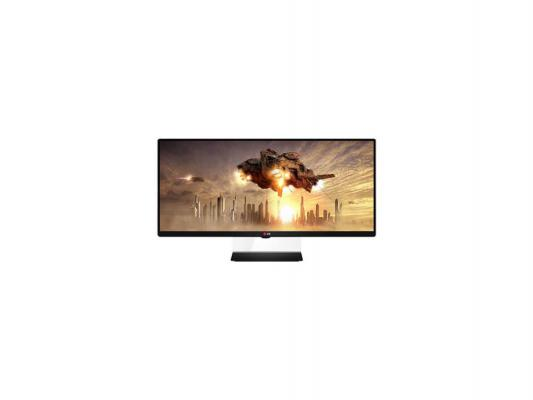 "Монитор 34"" LG Flatron 34UM65-P gl.Black IPS, 2560x1080, 5ms, 300 cd/m2, 1000:1 (DCR 5M:1),"