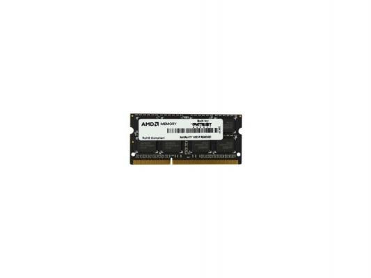 Оперативная память для ноутбуков SO-DDR3 4Gb PC12800 1600MHz AMD R534G1601S1S-UO OEM