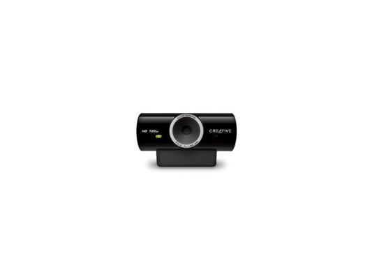 Веб-Камера Creative Live! Cam Sync HD черный