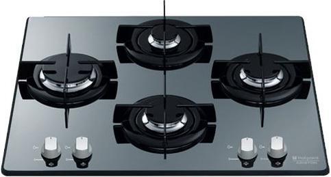 Варочная панель газовая Ariston 7HTD 640 S ICE черный