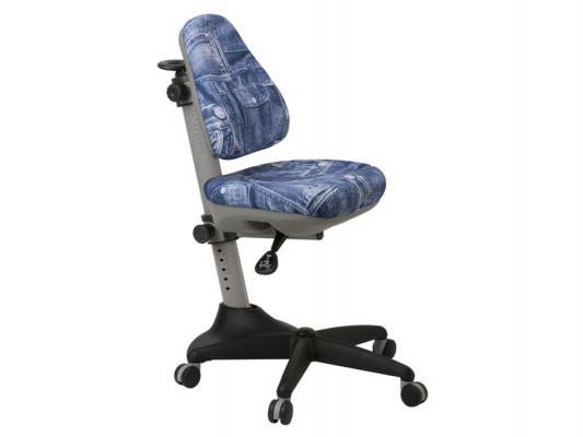 Кресло Buro KD-2/G/50-31 серый пластик ручки джинса kd 2 g pencil bl