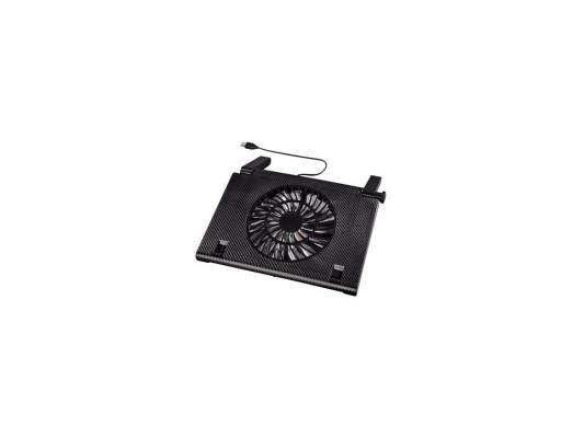 """Подставка для ноутбука 17.3"""" Hama H-54116 охлаждающая черный"""