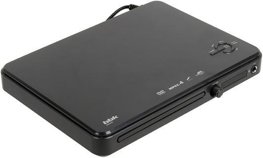 Проигрыватель DVD BBK DVP033S темно-серый