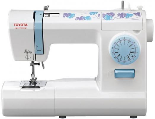 Швейная машина Toyota ECO 15CB белый