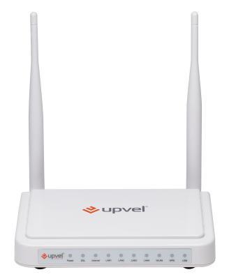 Маршрутизатор Upvel UR-354AN4G 802.11bgn 300Mbps 2.4 ГГц 4xLAN USB USB белый