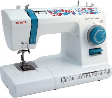 Швейная машина Toyota ECO 34C бело-синий david charles 419861