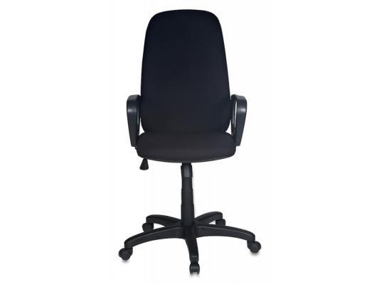 Кресло Buro CH-808AXSN/#BLACK черный 80-11