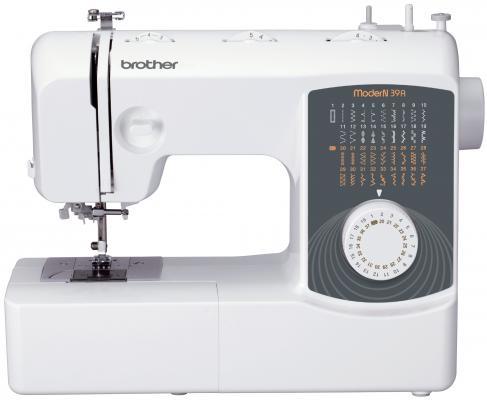 Швейная машина Brother ModerN 39A белый sdh125 39a c