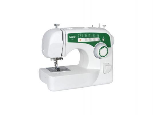 Швейная машина Brother L-25 бело-зеленый babyonline dress зеленый l