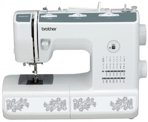 Швейная машина Brother STAR-55X белый my own dear brother