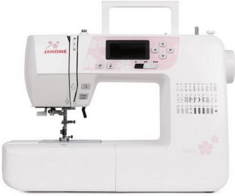 Швейная машина Janome 2030 DC белый