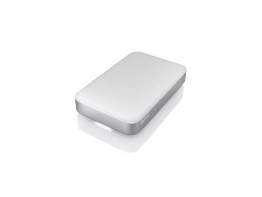Купить Внешний жесткий диск 2.5 USB3.0 256Gb Buffalo MiniStation SSD Thunderbolt HD-PA256TU3S-EU белый
