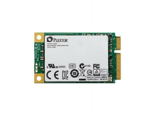"""Накопитель SSD Plextor mSATA 256Gb PX-256M6M M6M 2.5"""" w95Mb/s r500Mb/s MLC PX-256M6M"""