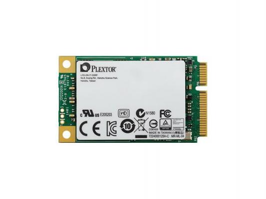 """Накопитель SSD Plextor mSATA 128Gb PX-128M6M M6M 2.5"""" w95Mb/s r500Mb/s MLC"""