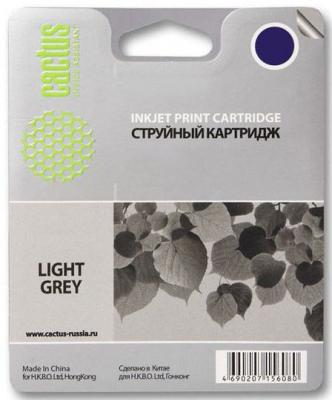 цена на Картридж Cactus CS-C9451A №70 для HP Designjet Z3100 светло-серый
