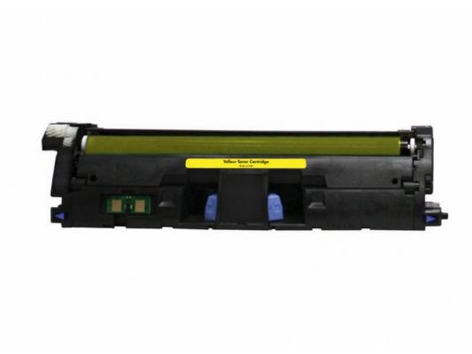 Тонер-картридж Cactus CSP-Q3962A PREMIUM для HP Сolor LaserJet 2550/2820/2840 желтый 4000стр color toner cartridge q3960a q3961a q3962a q3963a for hp color laserjet 1500 1550 2500 2550 2800 2820 2840 printer