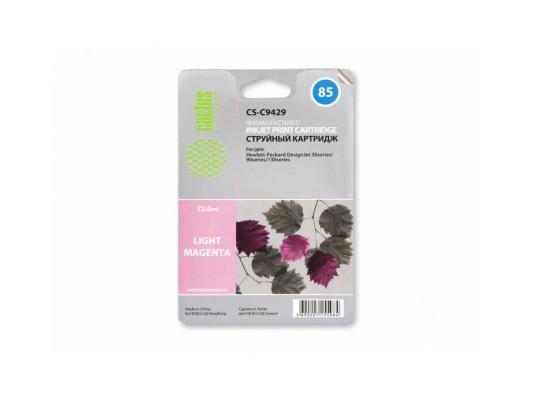 Картридж Cactus CS-C9429 №85 для HP DJ 30/130 светло-пурпурный 72мл цены онлайн