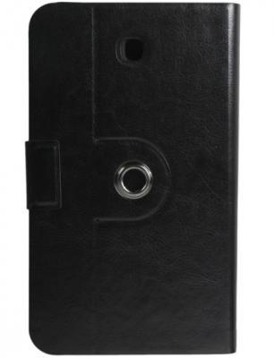 """Чехол-подставка для планшета Samsung GT3 7,0"""" Jet.A SC7-5 Чёрный"""