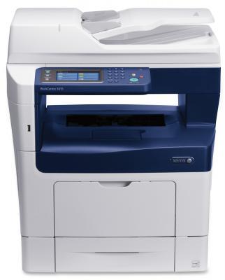 МФУ Xerox WorkCentre 3615V/DN ч/б A4 47ppm 1200x1200dpi факс Ethernet USB