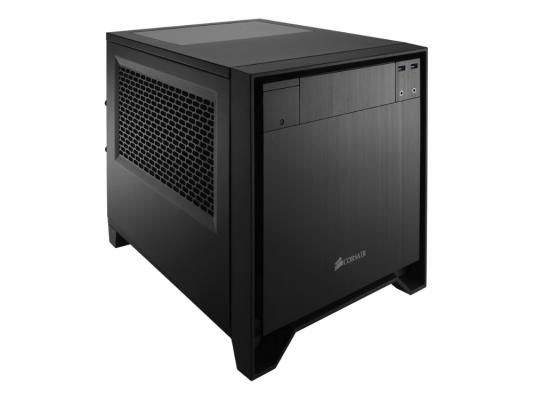 Корпус Corsair Obsidian Series® 250D Black w/o PSU корпус corsair obsidian series 350d window cc 9011029 ww