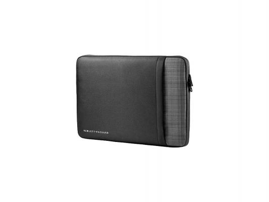 Чехол для ноутбука 15.6 HP UltraBook Sleeve синтетика черный F8A00AA